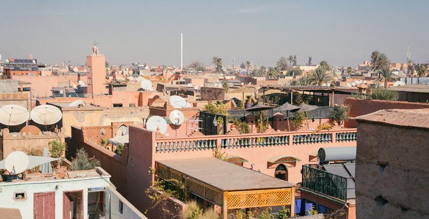 Banner Marrakech