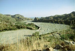 Foto paesaggio sull'Aspromonte