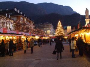 Foto mercatini a Bolzano