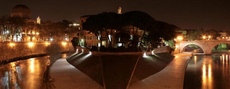 Mostra fotografica 'Passeggiando una notte per Roma' UET Roma
