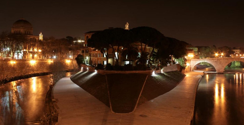 Mostra fotografica Passeggiando una notte per Roma UET Roma