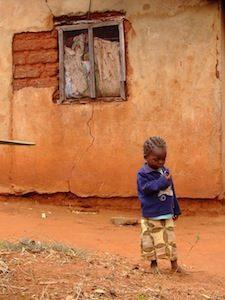 Foto bambino in Tanzania