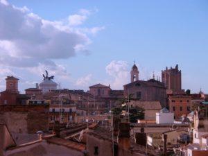Foto della città di Roma