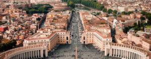 La mia esperienza a Roma
