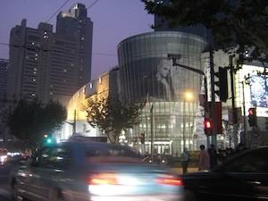 Nel mezzo delle strade di Shanghai
