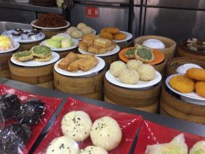 Il cibo a Shanghai
