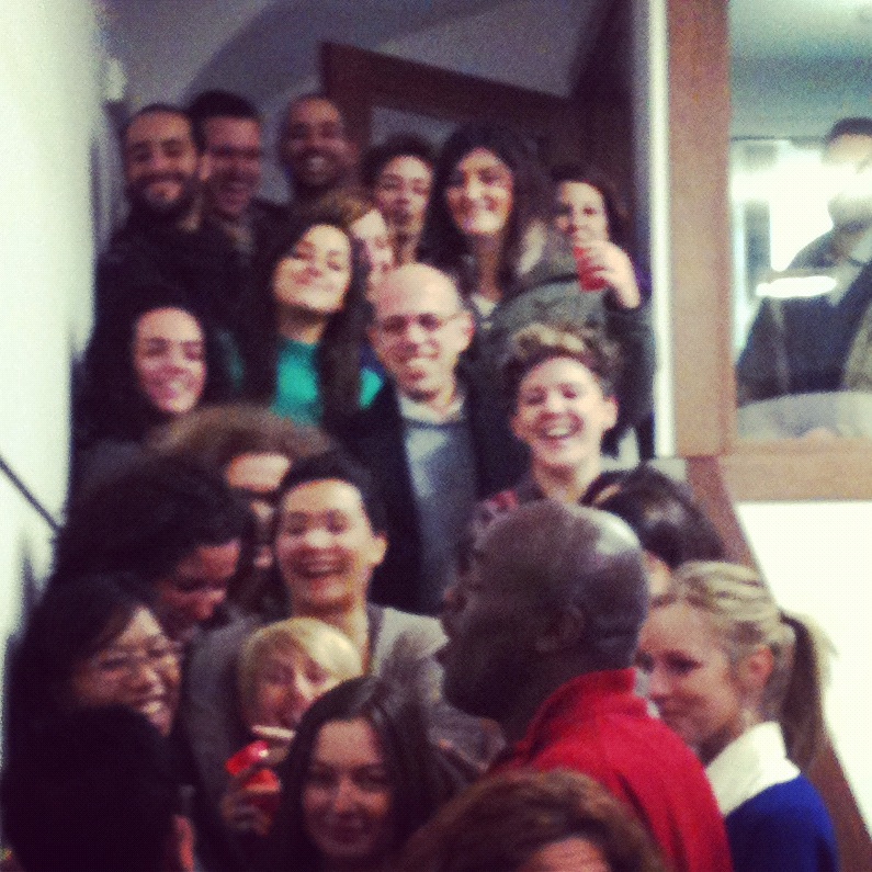 Natale 2011 in casa UET Roma: auguri!!!