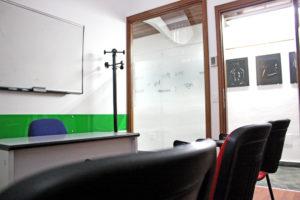 Foto della classe UET