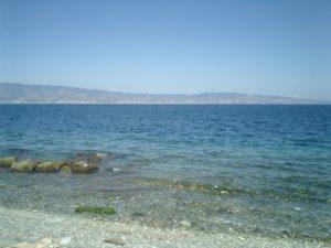 Foto mare e spiaggia di Reggio Calabria