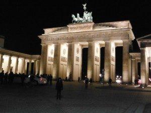 Foto della Porta di Brandeburgo