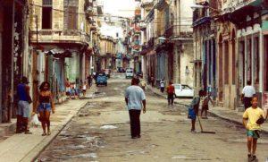 Foto strada Cuba