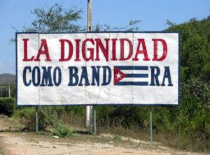 Foto bandiera Cuba