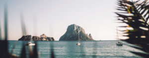 la Isla Ibiza