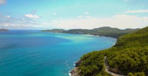 La Isla Ibiza, foto del mare
