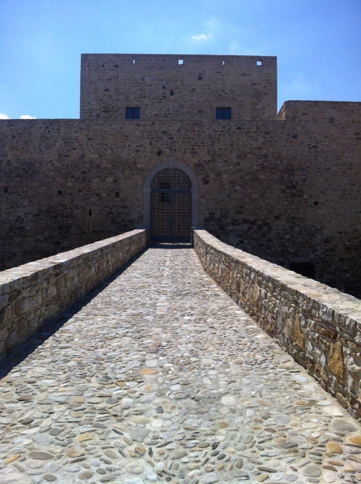 Foto del Castello di Monteserico