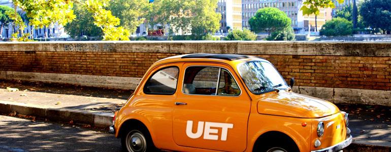 Tutte le strade portano alla UET