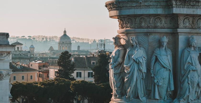 Piccolo viaggio multiculturale nella Città Eterna
