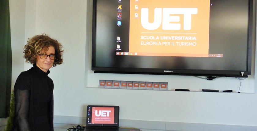 20 anni della UET Roma descritti da chi li ha vissuti. Anita De Marzo, direzione didattica