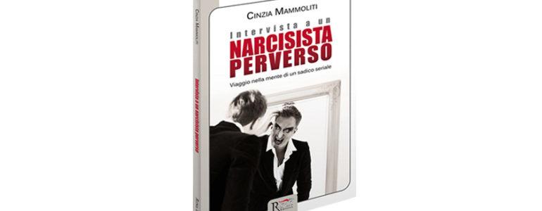 Cinzia Mammoliti Libro 'Intervista a un narcisista perverso' UET Roma