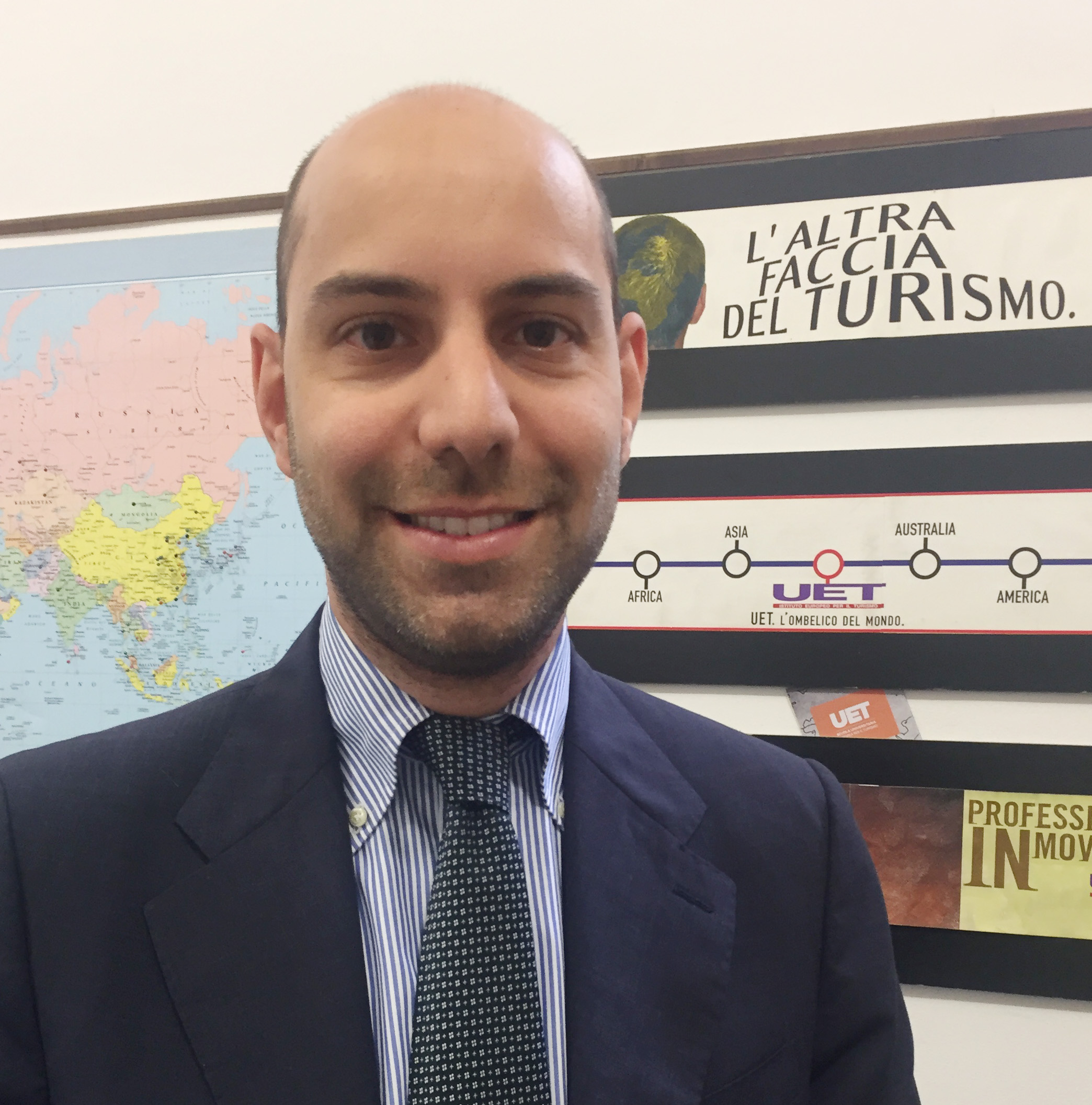 Docente Claudio Miglio