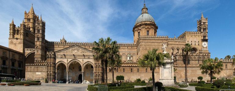 Formazione a Palermo - panoramica cattedrale