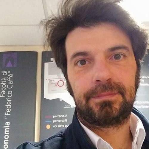 Docente Alessandro Giagnoli