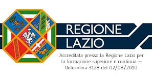Logo Regione Lazio Accreditamenti