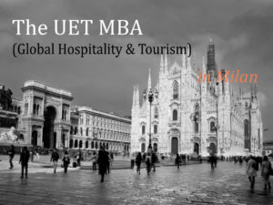 MBA (Master of Business Administration) Brochure 28.03.17 UET Milano