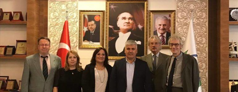 Incontro con il Sindaco di Selkuk in Turchia