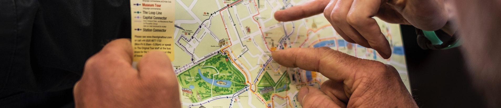 Banner Landing Page Corso di Preparazione Accompagnatore Turistico UET Roma
