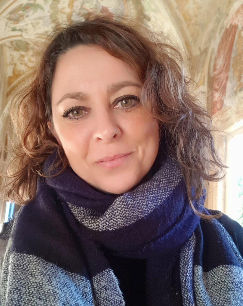 Docente Alesandra Ruggiero
