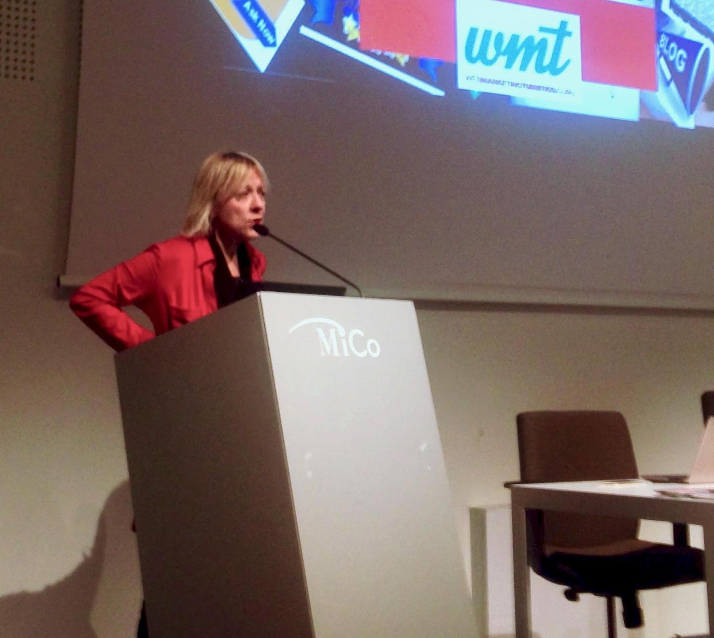 Paola Furlan WEB to ACTION: Laboratori di Web Marketing UET Roma