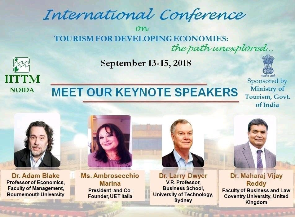 International conference on tourism for developing economies