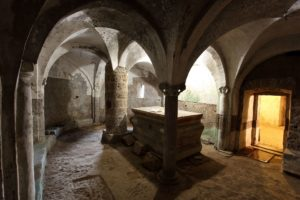 Nicoletta Picucci e la magia di Castel Sant'Elia