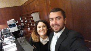 Matteo Masella Receptionist