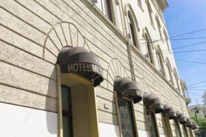 Faccia di Hotel