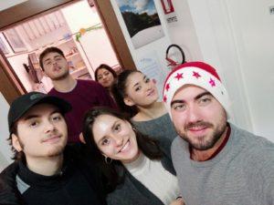 Matteo Masella ed altri compagni