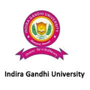 Logo Indira Gandhi University