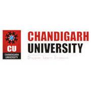 Logo Chandigarh University