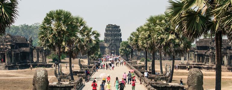 Avventura in Cambogia