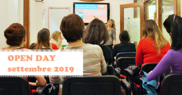 Open Day UET ROMA 11 settembre 2019