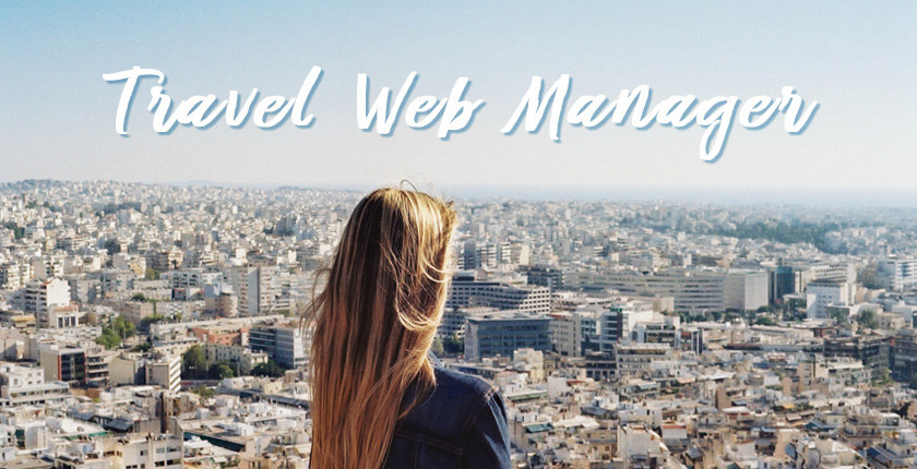 Professione Travel Web Manager