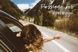 Passione per i viaggi