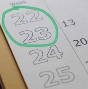 Immagine appuntamento 22 e 23 novembre