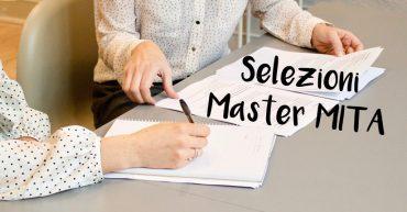 Selezioni Master MITA alla UET Roma