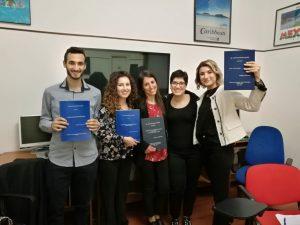 Studenti del Master UET