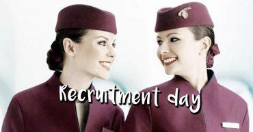 Recruitment Day Qatar Airways