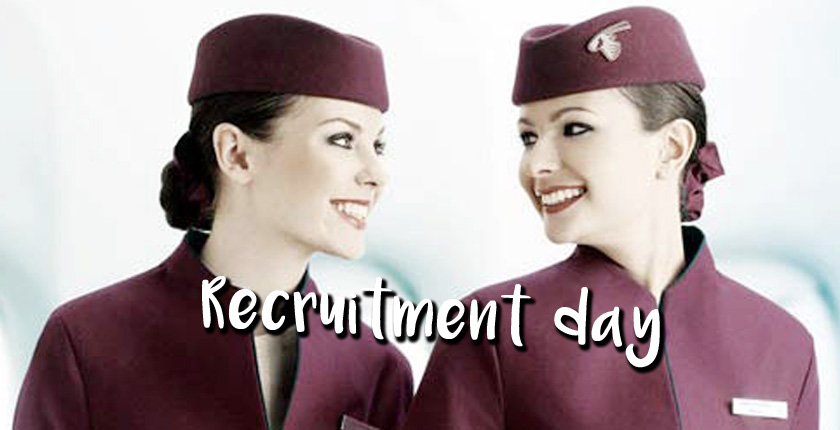 Recruitment Day Qatar Airways