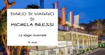 Diario di viaggio di Michela Bressi - 3 post