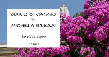 Diario di viaggio di Michela Bressi - 4 post